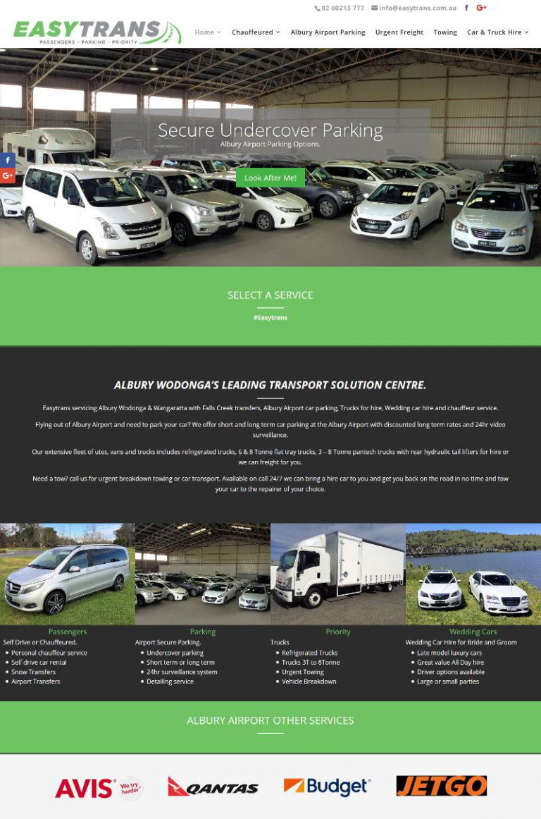 Easytrans - Albury